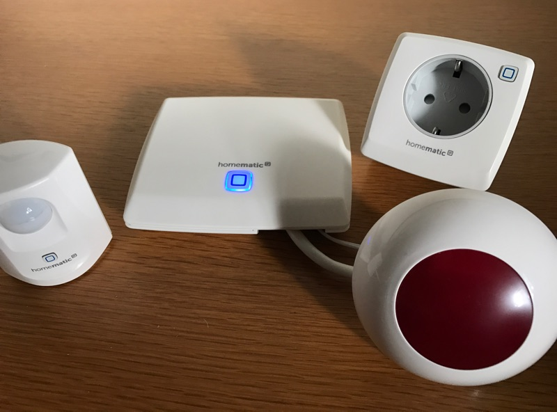 homematic ip smart home ganz einfach tests. Black Bedroom Furniture Sets. Home Design Ideas